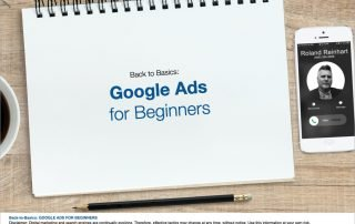 Google Ads for Beginners Cover Slide