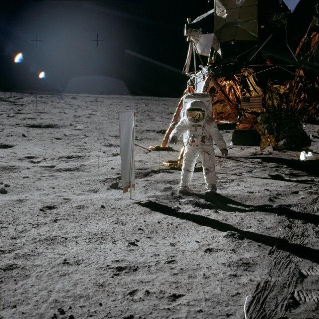 Apollo 11 Moon Landing 1969