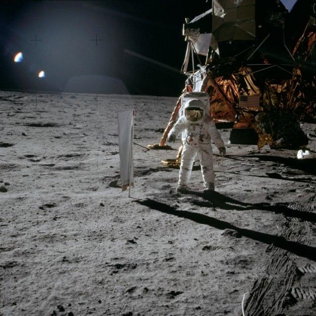 Apollo 11 Moon Landing 1969