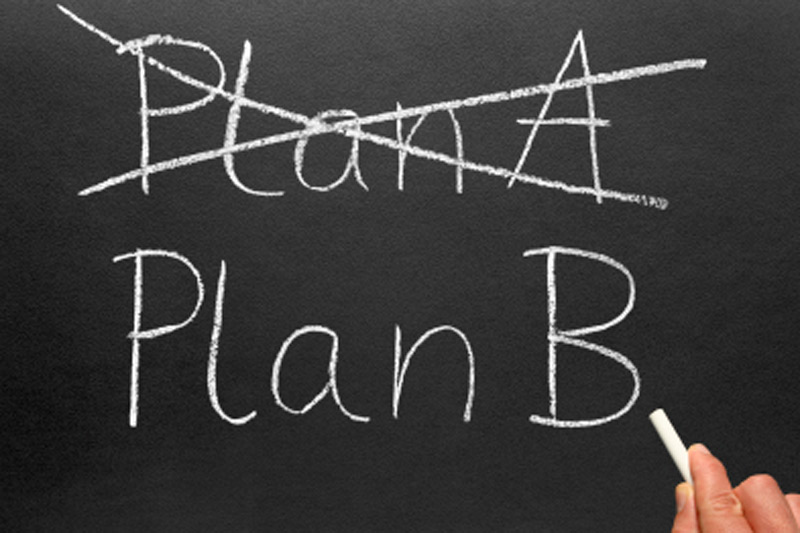 Marketing tactics you have not tried yet. Maybe it's time to try Plan B.
