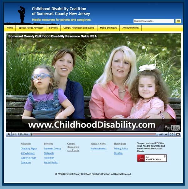 Childhood Disability Coalition
