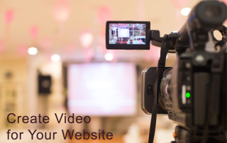 Create Video For Your Website