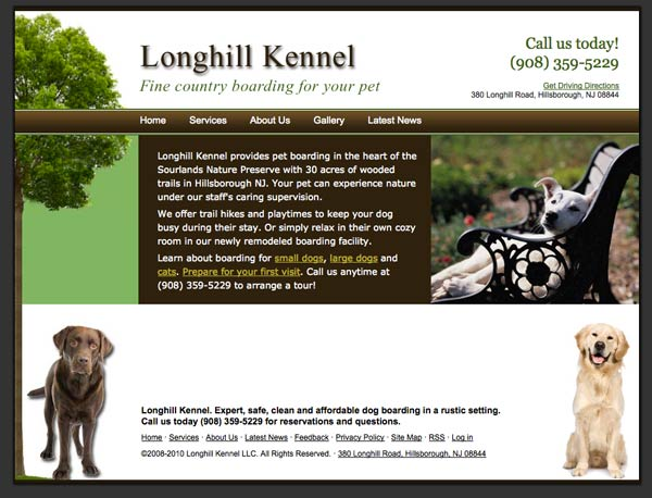 Longhill Kennel